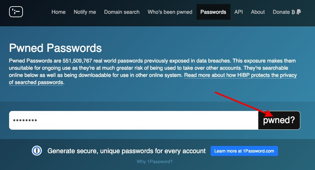 How HaveIBeenPwned Checks Your Password Without Knowing It