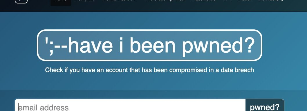 Can You Trust HaveIBeenPwned?